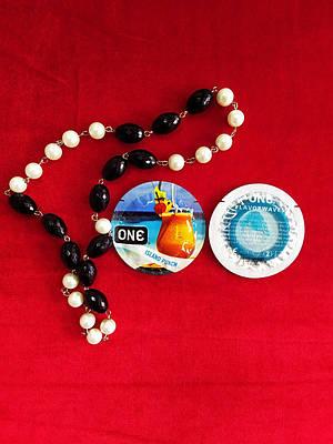 Презервативы ONE Island Punch (ароматизированные) (по 1 шт)