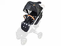 Текстиль для колясок Yoya Plus Міккі універсальний моделей Plus Premium Plus Pro Plus Max Plus 2, 3, 4