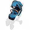 Текстиль для колясок Yoya Plus Изумрудный универсальный моделям Plus Premium, Plus Pro, Plus Max, Plus 2, 3, 4, фото 3