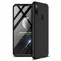 Чехол GKK 360 для Samsung Galaxy M11 / M115 Бампер оригинальный Black