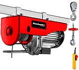 Электрический тельфер лебедка 500 кг таль Einhell TC-EH 500-18 2255145 подъемник, фото 2