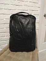 """Большой кожаный рюкзак для ноутбука """" Грегор"""""""
