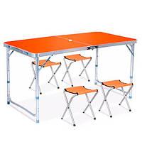 Стол и стулья для пикника Folding Table 4245