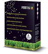Добриво для газону та знищення моху NPK 15-0-0+Fe (1 кг), FERTIS