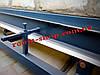 Стрічковий транспортер, з харчовою плівкою, конвеєр. ширина 400 мм, стрічковий конвеєр, харчова стрічка, фото 5