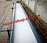 Стрічковий транспортер, з харчовою плівкою, конвеєр. ширина 400 мм, стрічковий конвеєр, харчова стрічка, фото 4