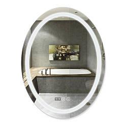 Дзеркало Q-tap Mideya LED DC-F801 з антизапотеванием 600х800