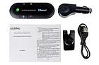 ОПТ Универсальный Bluetooth динамик громкоговоритель Lesko Hands Free kit беспроводной спикерфон, фото 2