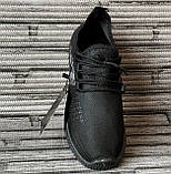 Кроссовки мужские сетка. Фирменные летние кроссовки беговые в стиле Adidas Yeezy Boost. Реплика, фото 4