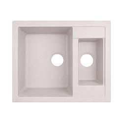 Кухонна мийка Lidz 615x500/200 COL-06 (LIDZCOL06615500200)