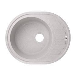 Кухонна мийка Lidz 620x500/200 GRA-09 (LIDZGRA09615500200)