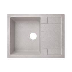 Кухонна мийка Lidz 650x500/200 GRA-09 (LIDZGRA09650500200)