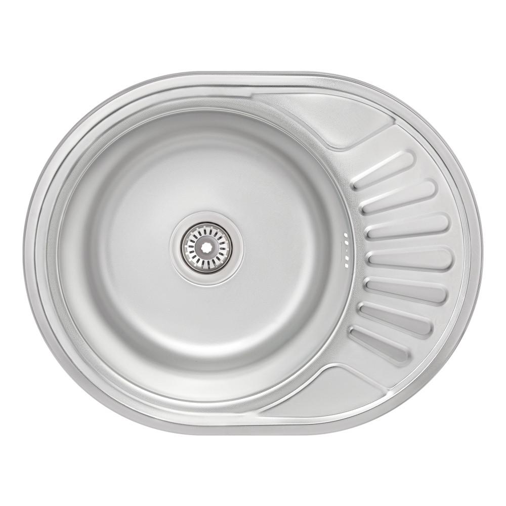 Кухонная мойка Imperial 5745 Micro Decor (IMP574508DEC)