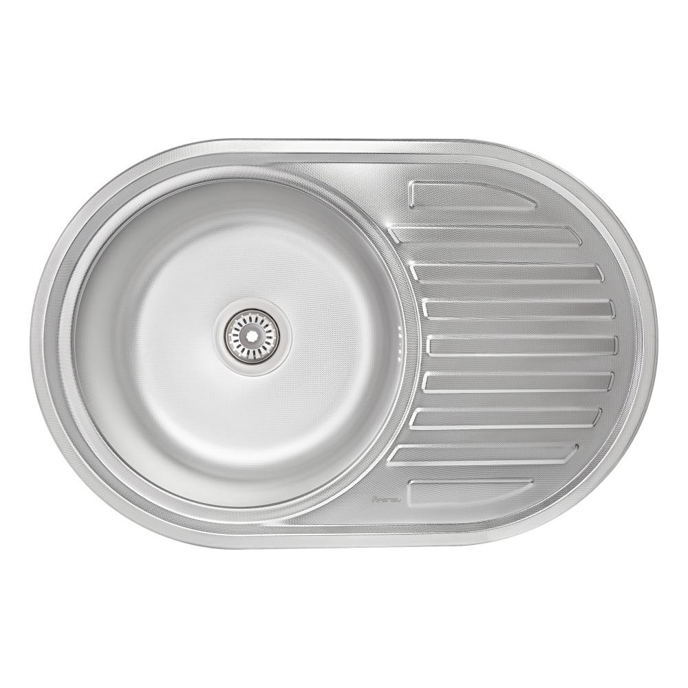 Кухонная мойка Imperial 7750 Decor (IMP775008DEC)