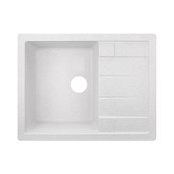 Кухонна мийка Lidz 650x500/200 WHI-01 (LIDZWHI01650500200)