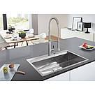 Кухонная мойка Grohe Sink K1000 31581SD0, фото 9