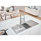 Кухонная мойка Grohe Sink K1000 31581SD0, фото 10