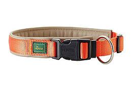 Ошейник нейлон Sevilla Vario Plus  25 мм/55-60 см, оранжевый