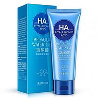 Пенка для умывания BIOAQUA Water Get Hyaluronic Acid гиалуроновой кислотой 100 г
