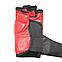 Рукавички для змішаних видів єдиноборств ММА шкіра червоні XL, BOXER, фото 3