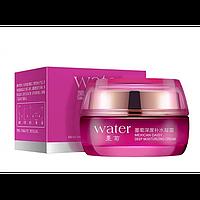 Увлажняющий крем для лица BIOAQUA Water с экстрактом мексиканской хризантемы 50 мл