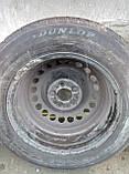 Шини на дисках Dunlop 7H0 601027D Volkswagen Transporter T-4,T-5 ( 205 \ 65 \ 16 C ) 5x120 6JX, фото 6