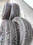 Шини на дисках Dunlop 7H0 601027D Volkswagen Transporter T-4,T-5 ( 205 \ 65 \ 16 C ) 5x120 6JX, фото 10