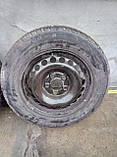 Шини на дисках Dunlop 7H0 601027D Volkswagen Transporter T-4,T-5 ( 205 \ 65 \ 16 C ) 5x120 6JX, фото 8