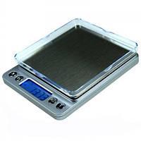 Весы ювелирные электронные MHZ с 2мя чашами 0.01-500 гр 004470, КОД: 949801