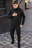 Чоловіча куртка Softshell хакі демісезонна Intruder. + Брендовий Ключниця в подарунок, фото 8