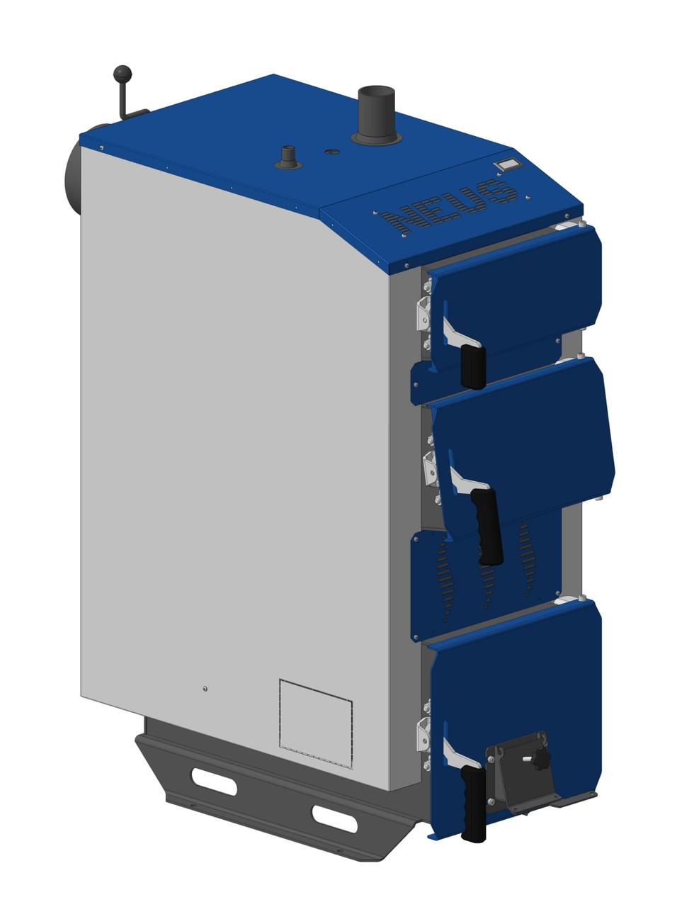 Твердотопливный котел Неус-Практик NEW 20 кВт