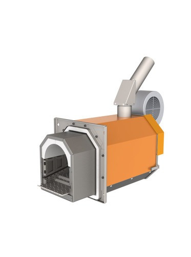 Пелетні пальник Eco-Palnik UNI-MAX 1000 кВт