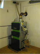 Пелетні пальник Eco-Palnik UNI-MAX 1000 кВт, фото 5