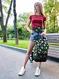 Рюкзак Avocado Жіночий   Чоловічий Міський для ноутбука авокадо чорний, фото 4