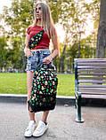Рюкзак Avocado Жіночий   Чоловічий Міський для ноутбука авокадо чорний, фото 5