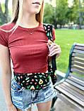 Рюкзак Avocado Жіночий   Чоловічий Міський для ноутбука авокадо чорний, фото 7