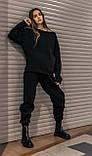 Худі Жіноче вкорочене Intruder Brand бузковий, фіолетовий, фото 7