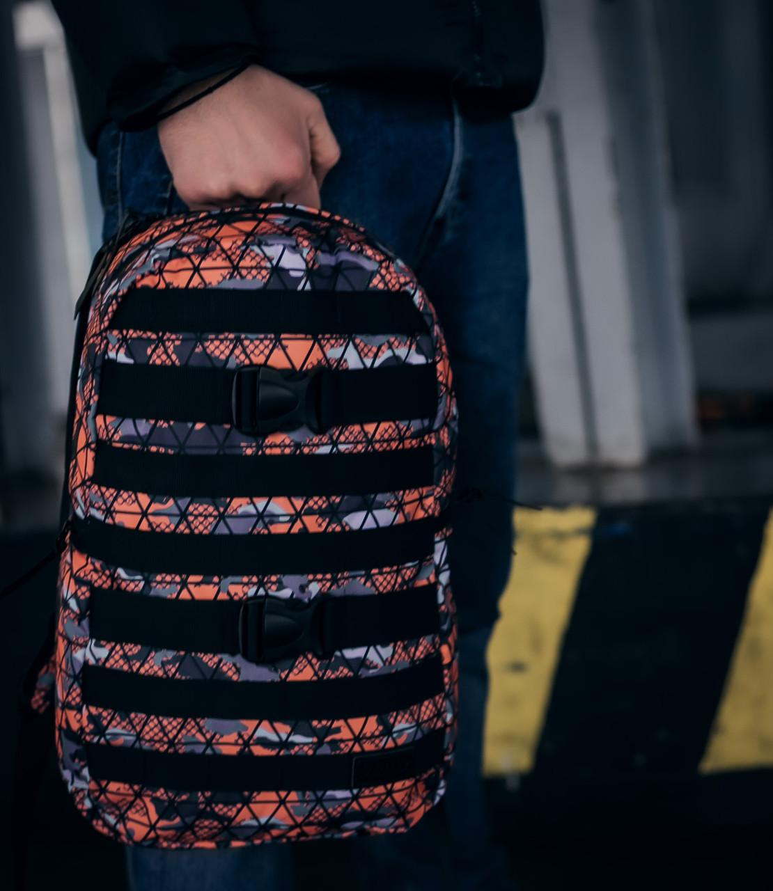 Рюкзак Міський для ноутбука Intruder червоний