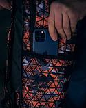 Рюкзак Міський для ноутбука Intruder червоний, фото 3