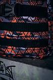 Рюкзак Міський для ноутбука Intruder червоний, фото 4