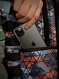 Рюкзак Міський для ноутбука Intruder червоний, фото 10