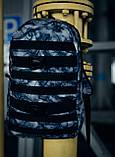 СУПЕР КОМПЛЕКТ Рюкзак Fazan Міський для ноутбука Intruder + Бананка Fazan Intruder синій, фото 3
