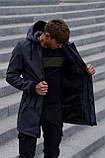 Куртка Softshell V2.0 чоловіча сіра демісезонна Intruder + Ключниця в подарунок, фото 6