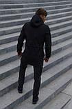 Куртка Softshell V2.0 чоловіча чорна демісезонна Intruder. + Ключниця в подарунок, фото 4