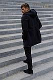 Куртка Softshell V2.0 чоловіча чорна демісезонна Intruder. + Ключниця в подарунок, фото 5
