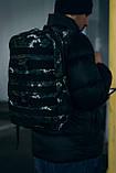 Рюкзак Чоловічий   Жіночий Міський для ноутбука Intruder Fazan зелений, фото 3