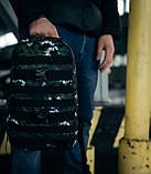 Рюкзак Чоловічий   Жіночий Міський для ноутбука Intruder Fazan зелений, фото 4