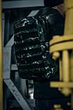 Рюкзак Чоловічий   Жіночий Міський для ноутбука Intruder Fazan зелений, фото 5