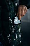 Рюкзак Чоловічий   Жіночий Міський для ноутбука Intruder Fazan зелений, фото 10