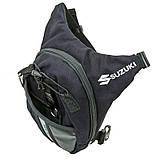 Стегновий мотосумки Suzuki, фото 2